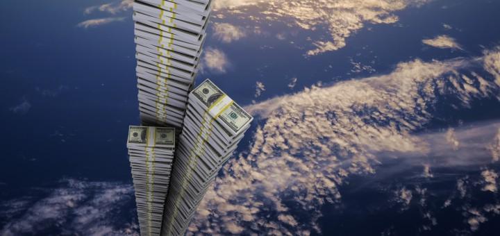 macht door middel van geld